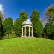 Stock Photo: Garden pavilion