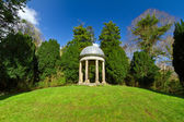 Garden pavilion — Stock Photo