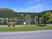 View of Arosa — Foto de Stock
