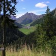 Mountain valley — Stockfoto #9152689