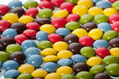 Fundo de doces coloridos — Fotografia Stock