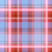Seamless checkered pattern — Stock Photo