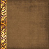 Brown , grunge background — Zdjęcie stockowe