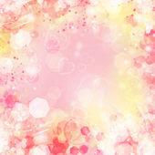 Bokeh bonito abstrato — Foto Stock