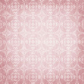 Pink damask seamless texture — Stock Photo