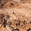 Valle de la Luna (Moon Valley), Chile - Stock Photo