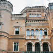 Narzymski Palace / Jablonowo Pomorskie - Stockfoto