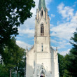 Neo-Gothic Church — Stockfoto #10059767
