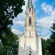 Neo-Gothic Church — Stock Photo #10059767