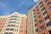 Modern apartment house — Stock Photo