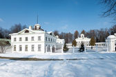 Manor of the great Russian poet of the 18th century - Lermontov — Stock Photo