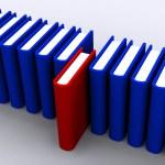 Book concept — Stock Photo