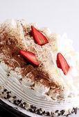 Gustosa torta — Foto Stock