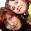 Daughter and mother — Stock Photo #9676739