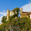Hohenschwangau Castle — Stock Photo #10202069