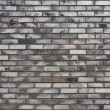 Ceramic brick wall — Stock Photo