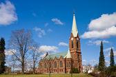 Mikkeli Cathedral — Stock Photo