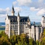 Neuschwanstein castle in Germany — Stock Photo #8158113