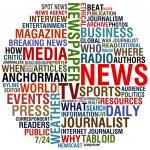 Media and news — Stock Photo