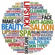 Stock Photo: Beauty saloon