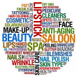 Beauty saloon — Stock Photo
