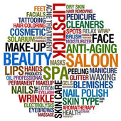 Beauty saloon — Stockfoto