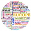 Eu countries and cities — Stock Photo #8331884
