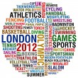 London 2012 — Stock Photo