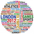 Stock Photo: London 2012