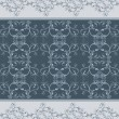 Pattern of eastern ornamental background - Vettoriali Stock