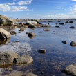 Rocky Swedish coast — Stock Photo #10253880