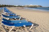 Tropický resort beach — Stock fotografie