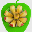 Divided apple — Stock Photo #9096572
