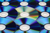 Cd dvd disc background — Stock Photo