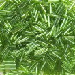 Green beads — Stock Photo #9538457
