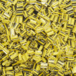 Stock Photo: Yellow beads