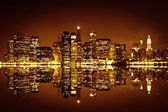 Downtown Manhattan, New York City — Stock Photo