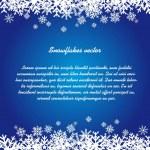 Постер, плакат: Snowflakes