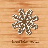 Snowflakes — 图库矢量图片