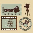 Cinema - Stock Vector