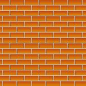 Bricks wall — Stock Vector