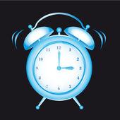 時計アラーム — ストックベクタ