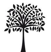 Abstraktní strom — Stock vektor