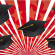 Royalty-Free Stock Vector Image: Graduate hat