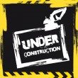 Under construction — Stock Vector #9162497