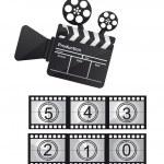 Cinema vector — Stock Vector #9736248