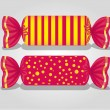 Royalty-Free Stock : Rectangular candies set