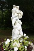 Estátua decorativa — Foto Stock