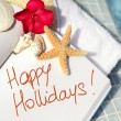 Happy hollidays — Stock Photo #10022740