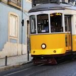 Lisbon Tram — Stock Photo #10257216